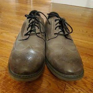 Mens Rockport Shoes Sz 15 Grey